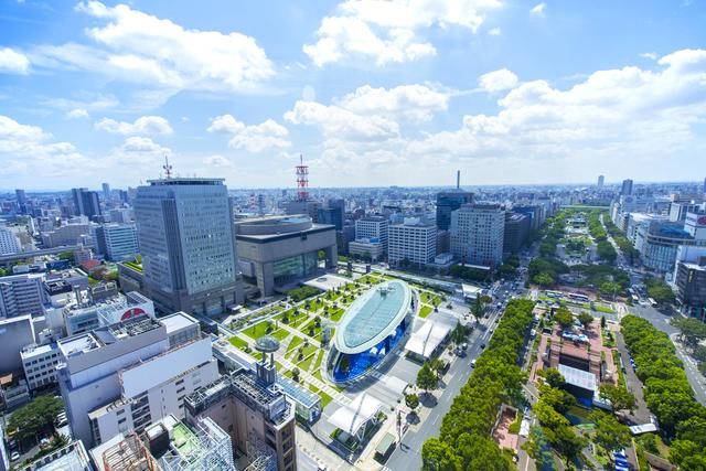 名古屋の産業にある特色や住まう人たちの共通点